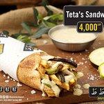 Teta's sandwich