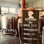 "Die Schwarzbuebe Bier Bier ""Familie"""