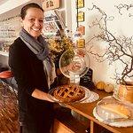 Hausgemachte Kuchen und Torten in der Alten Brennerei