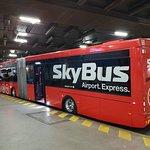 ภาพถ่ายของ SkyBus