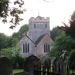 St. Nicholas Charlwood church & graveyard next door