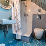 Bathroom in room 302