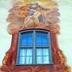Casas decoradas en Oberammergau