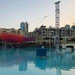 Dubai Fountains fényképe