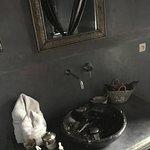 lavabo de la chambre Crystal