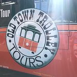 Old Town Trolley Tours Foto