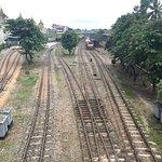 ภาพถ่ายของ Yangon Circular Train