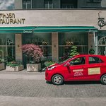 Ресторан Дадиани на Бахтриони 11б