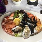 Meeresfrüchte Teller