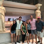 Visiting the Acropolis Museum with Georgia from PK Travel