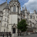 London, The Royal Courts of Justice
