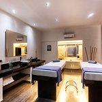 Sala para relajación (masajes)