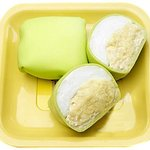 One of the best sellers - Durian pancakes!