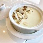 Almond Dun Lai - delicious!