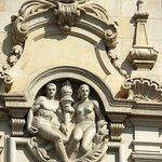 Pretty sculptures all around