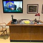 Enzo's desk
