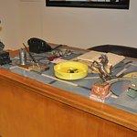 Enzo's desk top