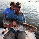Saltwater Fishing Near Orlando and Disney. Flats Fishing The World famous Mosquito Lagoon.
