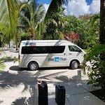 MeetPlaya Tours & Transfers 10-Pax van