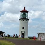 Kilauea Lighthouse-bild