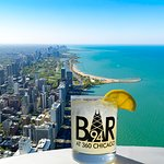 BAR 94 has the best cocktail and view combo in the city.