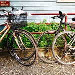 Biking around New Hope, Pa with Wedgwood Inn as the base is the best!