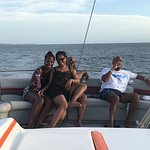 Octopus Aruba Private Boat Tour Lounge Sofa Private Sailing Lounge Boat The Best Deal on The Isl