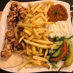 I know we come to greece to eat greek food, but why not try Lebanese food. Best lebanese food I