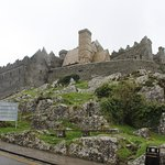 The Rock of Cashel, St. Peter's Rock is truly right out of medieval times.