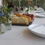 genießen Sie eine schöne Feier mit Kaffee und Kuchen bei uns am Nachmittag
