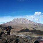 Kilimandscharo-Massiv (Kilimanjaro) Foto