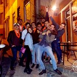 Meeting Point 23:00 hrs #OpenBar #BeerPong #BeerPongtime #PartyTour #PubCrawl #PubcrawlValparais