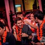 #Shots #Tequilas #RooftopParty #Valparaíso #ViñadelMar #Vregion #Chile #Partytour #Pubcrawlchile