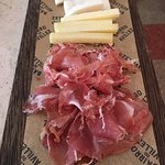 tabua presunto e queijos