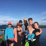 Bright and early start at the Kihei boat ramp