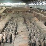 Μουσείο Πολεμιστών Κιν και Αλόγων Τερακότα Φωτογραφία