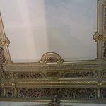 Ornamentación Techo del Vestibulo