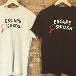 Escape Oshkosh T shirts