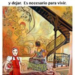 El arte es necesario para vivir! Pintura de la artista Niurka Guzmán Otañez