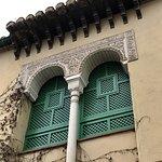 The Muslim influence in Granada