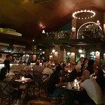 Barbacoa Main Bar and Dining Hall