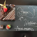 A surprise cake