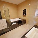 Bathroom Royal Giraffe Suite