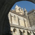 Cathedral of Évora (Sé Catedral de Évora) Foto