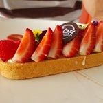 Tartelette fraise / framboise
