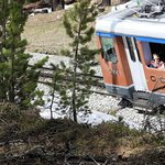 COG TRAIN TO MATTERHORN