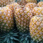 Pineapples, pineapples and lot of pineapples
