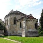 Chapelle des Templiers Foto