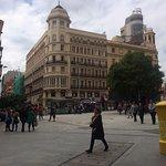 Plaza del Callao Photo