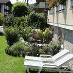 Terrasse- Appartement Löwenzahn für 2 - 4 Gäste